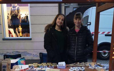 """""""Podjetniki"""" na božičnem sejmu v Litiji"""